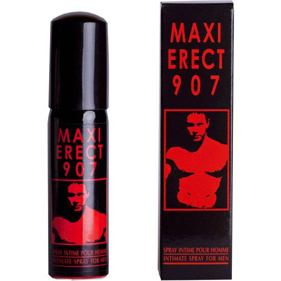 MAXI ERECT 907 SPRAY PARA LA ERECCION | AFRODISIACOS CREMAS VIGORIZANTES | Sex Shop