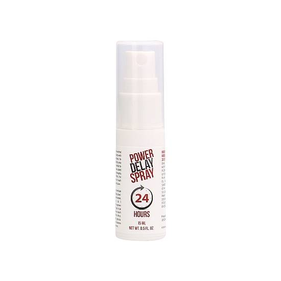 POWER DELAY SPRAY RETARDANTE - 24H - 15 ML - Cosmética Erótica Cremas Vigorizantes - Sex Shop ARTICULOS EROTICOS