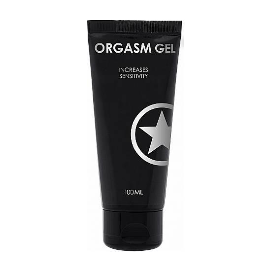 OUCH! ORGASM GEL - 100ML - Cosmética Erótica Cremas Femeninas - Sex Shop ARTICULOS EROTICOS