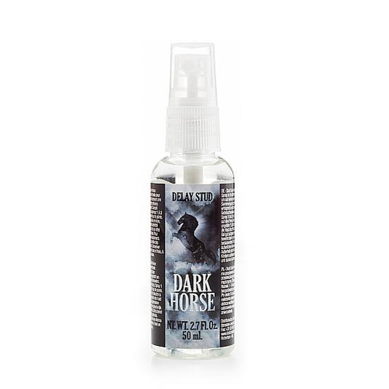 TOUCHE DARK HORSE SPRAY RETARDANTE 50 ML - Cosmética Erótica Cremas Retardantes - Sex Shop ARTICULOS EROTICOS