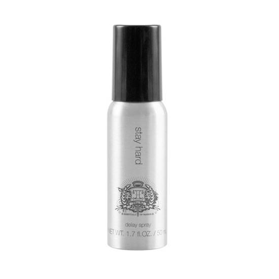 TOUCHE STAY HARD SPRAY RETARDANTE 50 ML - Cosmética Erótica Cremas Retardantes - Sex Shop ARTICULOS EROTICOS