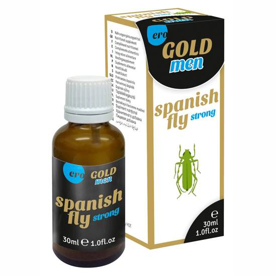 ERO SPANISH FLY GOLD STRONG FOR MEN | AFRODISIACOS DILUIBLES | Sex Shop