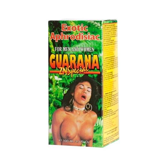 GUARANA AFRODISIACO EXOTICO | AFRODISIACOS DILUIBLES | Sex Shop