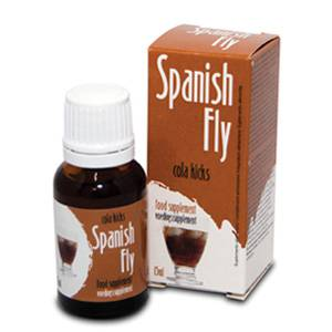 SPANISH FLY GOTAS DEL AMOR COLA | AFRODISIACOS DILUIBLES | Sex Shop