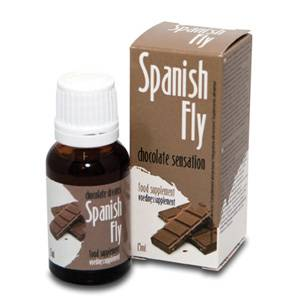 SPANISH FLY GOTAS DEL AMOR SENSACION DE CHOCOLATE | AFRODISIACOS DILUIBLES | Sex Shop