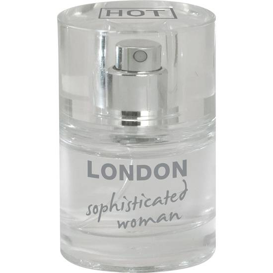 HOT LONDON PARA LA MUJER SOTISFICADA 30 ML - Afrodisiácos Perfumes - Sex Shop ARTICULOS EROTICOS