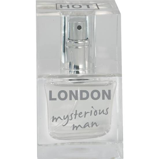 HOT LONDON PERFUME PARA EL HOMBRE 30 ML - Afrodisiácos Perfumes - Sex Shop ARTICULOS EROTICOS