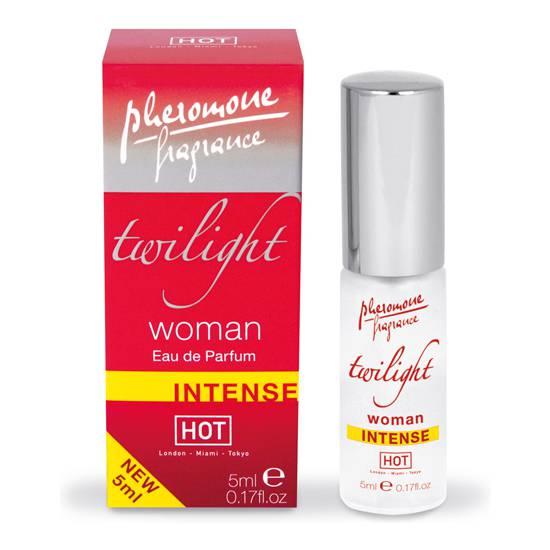 HOT PERFUME DE FEROMONAS PARA MUJER 5 ML - Afrodisiácos Perfumes - Sex Shop ARTICULOS EROTICOS