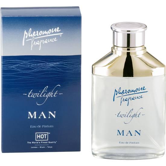 HOT SPRAY PERFUMEN CON FEROMONAS PARA HOMBRE EXTRA FUERTE 50 M - Afrodisiácos Perfumes - Sex Shop ARTICULOS EROTICOS