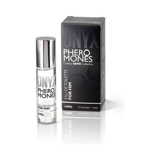 ONYX PERFUME FEROMONAS PARA EL 14 ML - Afrodisiácos Perfumes - Sex Shop ARTICULOS EROTICOS