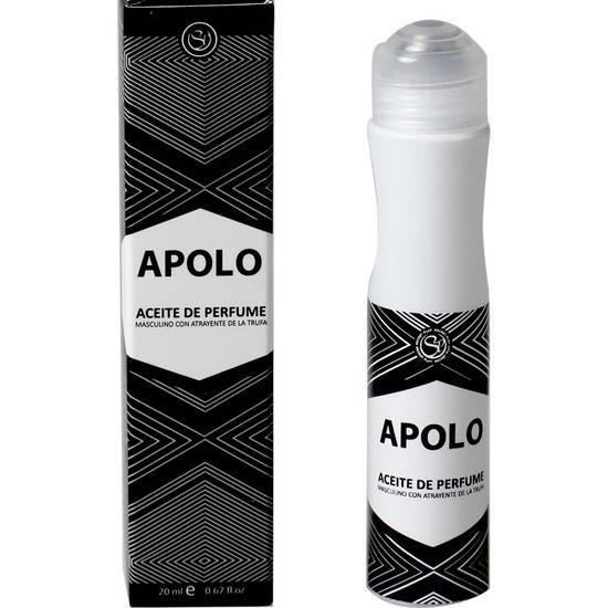 PERFUME EN ACEITE APOLO 20ML - Afrodisiácos Perfumes - Sex Shop ARTICULOS EROTICOS