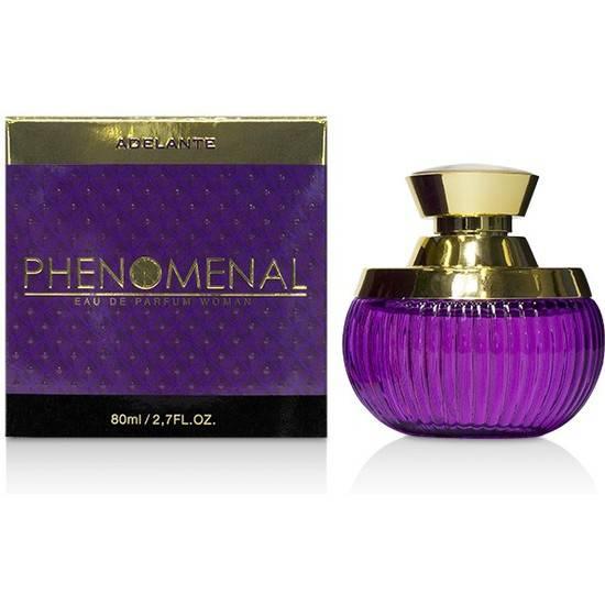 PHENOMENAL PERFUME PARA MUJER 80ML - Afrodisiácos Perfumes - Sex Shop ARTICULOS EROTICOS