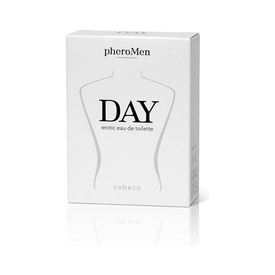PHEROMEN EAU DE TOILETTE DAY 15 ML - Afrodisiácos Perfumes - Sex Shop ARTICULOS EROTICOS