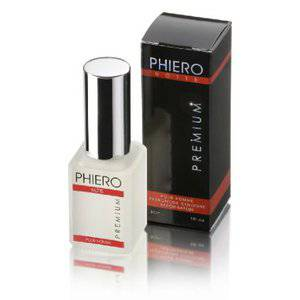 PHIERO FOR MEN PREMIUM AUMENTA EL ATRACTIVO MASCULINO - Perfumes - SEXSHOP