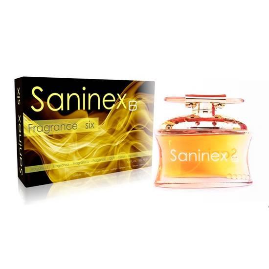 SANINEX 6 FRAGANCIA PERFUME MUJER 100 ML | AFRODISIACOS PERFUMES | Sex Shop