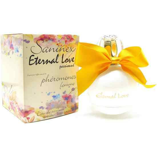 SANINEX PERFUME PHÉROMONES ETERNAL LOVE PASSIONNÉ - Afrodisiácos Perfumes - Sex Shop ARTICULOS EROTICOS