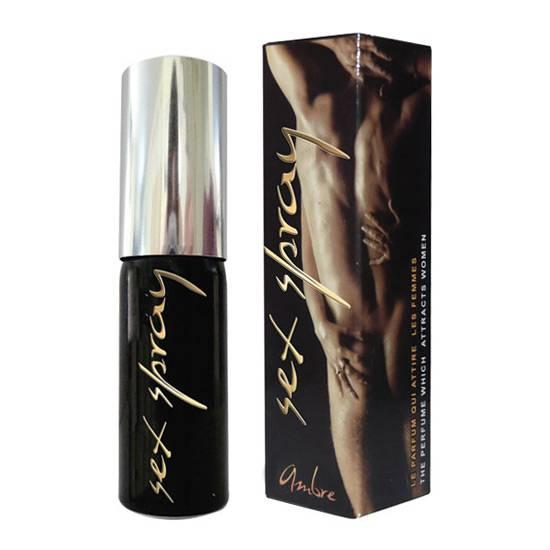 SEX SPRAY PERFUME DE FEROMONAS PARA HOMBRE - Afrodisiácos Perfumes - Sex Shop ARTICULOS EROTICOS
