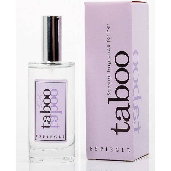 TABOO ESPIEGLE PERFUME CON FEROMONAS PARA ELLA - Afrodisiácos Perfumes - Sex Shop ARTICULOS EROTICOS