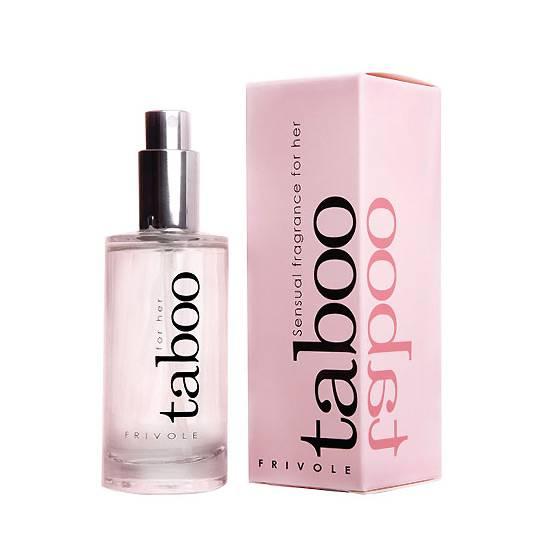 TABOO FRIVOLE PERFUME CON FEROMONAS PARA ELLA - Afrodisiácos Perfumes - Sex Shop ARTICULOS EROTICOS