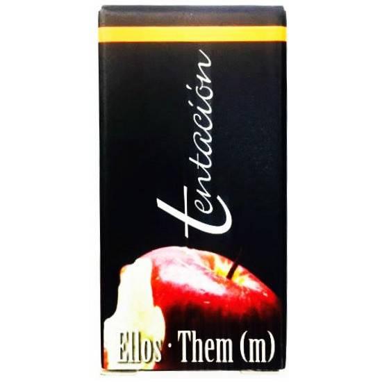 TENTACION ELIXIR DE FEROMONAS GAY 7 ml - Afrodisiácos Perfumes - Sex Shop ARTICULOS EROTICOS