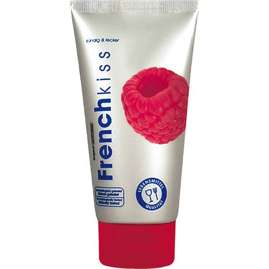 FRENCH KISS GEL PARA SEXO ORAL FRAMBUESA - Afrodisiácos Sabor - Sex Shop ARTICULOS EROTICOS