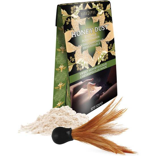 HONEY DUST POLVOS AFRODISÍACOS MADRESELVA 28G - Afrodisiácos kit - Sex Shop ARTICULOS EROTICOS