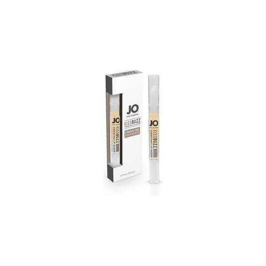 JO FOR WOMEN BRILLO LABIAL INTENSO CHOCOLATE 2ML | AFRODISIACOS SEXO ORAL | Sex Shop