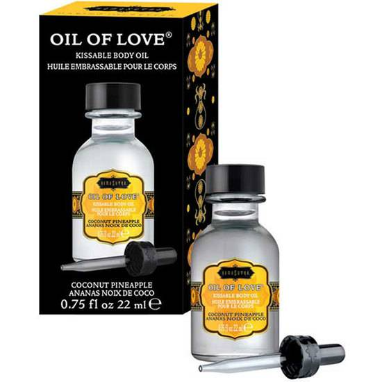 OIL OF LOVE  COCO - 22ML - Afrodisiácos Lociones - Sex Shop ARTICULOS EROTICOS