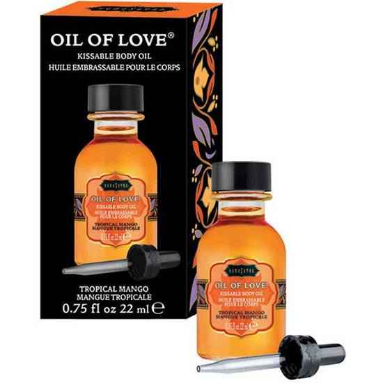 OIL OF LOVE  MANGO - 22ML - Afrodisiácos Lociones - Sex Shop ARTICULOS EROTICOS