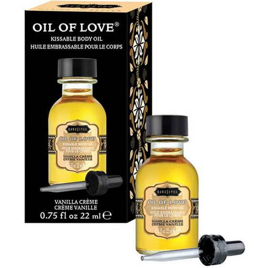 OIL OF LOVE VAINILLA - 22ML - Afrodisiácos Lociones - Sex Shop ARTICULOS EROTICOS