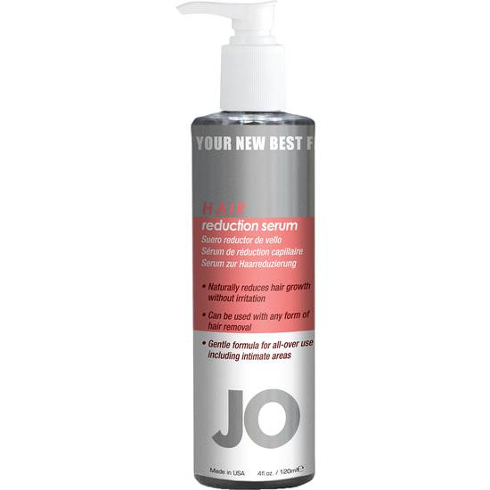JO SERUM REDUCTOR DE VELLO 120 ML - Cuidado Íntimo Depilación - Sex Shop ARTICULOS EROTICOS
