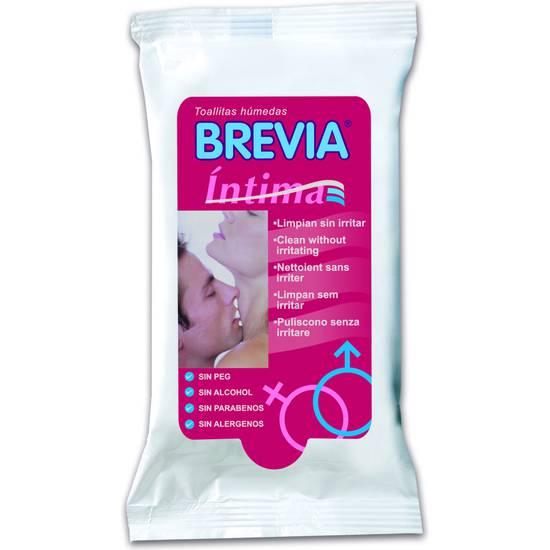TOALLITAS BREVIA INTIMA 12 UDS. - Cuidado Íntimo Toallitas - Sex Shop ARTICULOS EROTICOS