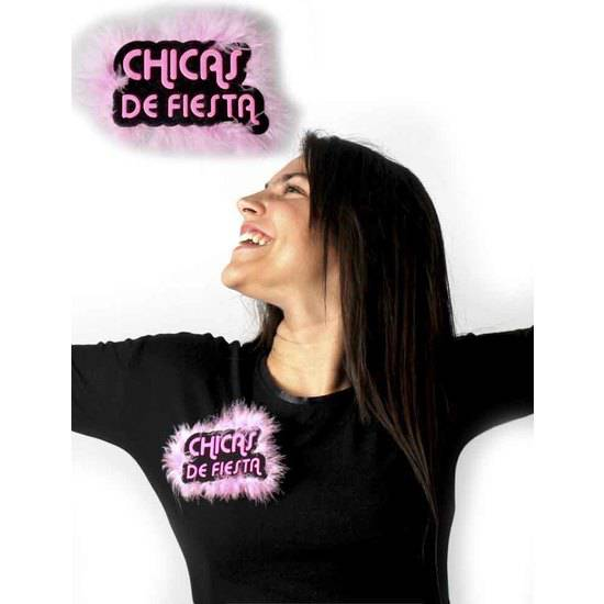BROCHE CHICAS DE FIESTA | DIVERTIDOS ACCESORIOS | Sex Shop