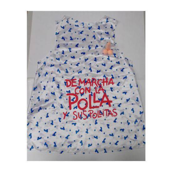 DISFRAZ DE MARCHA CON LA POLLA Y SUS POLLITAS | DIVERTIDOS ACCESORIOS | Sex Shop