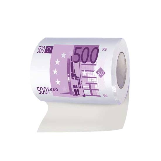 PAPEL HIGIENICO BILLETES DE 500 | DIVERTIDOS ACCESORIOS | Sex Shop
