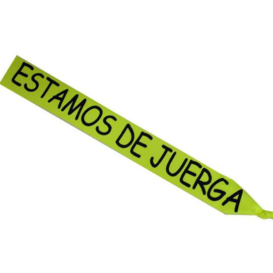 BANDA ESTAMOS DE JUERGA NEGRO | DIVERTIDOS BANDAS | Sex Shop
