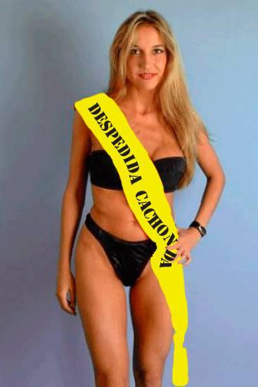 BANDA FLUOR DESPEDIDA CACHONDA - Juegos Eróticos Accesorios Disfraces Banda-Sex Shop ARTICULOS EROTICOS