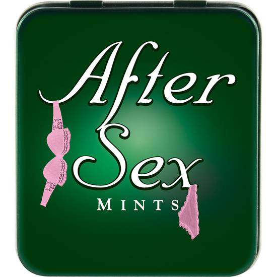AFTER SEX MINTS - Decoración Eróticas - Sex Shop ARTICULOS EROTICOS