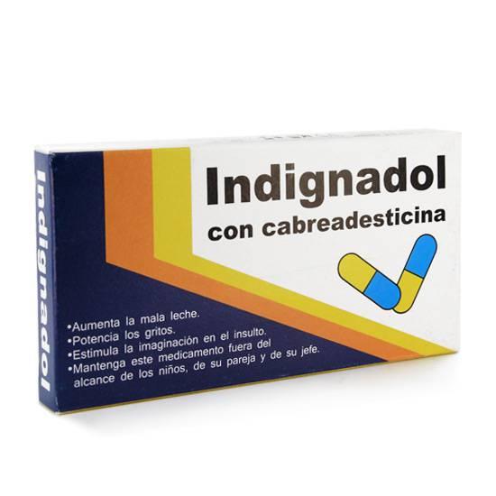 INDIGNADOL CAJA DE CARAMELOS - Decoración Eróticas - Sex Shop ARTICULOS EROTICOS
