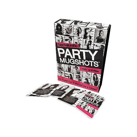 BACHELORETTE PARTY MUGSHOTS - Juegos en Grupo - Sex Shop ARTICULOS EROTICOS