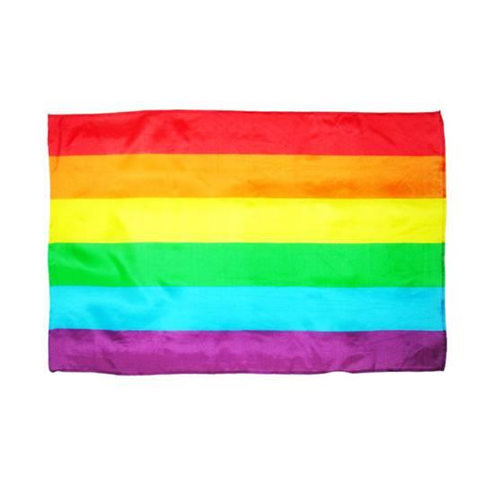 BANDERA 60 X 90 ORGULLO LGBT - Varios - SEXSHOP