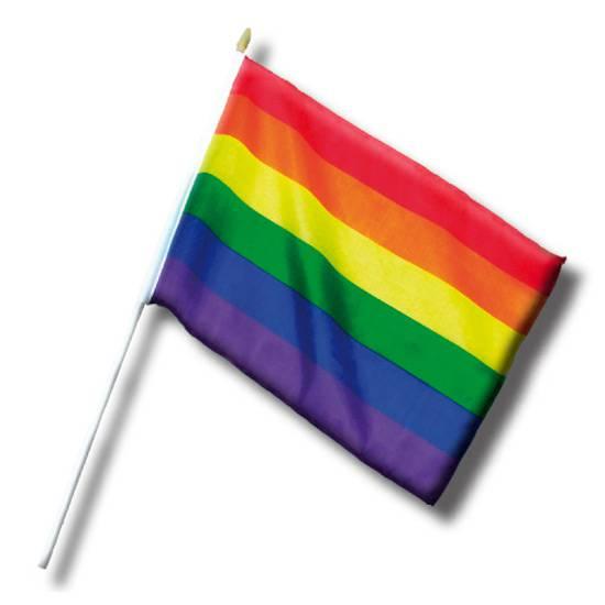 BANDERIN PEQUEÑO ORGULLO LGBT - Varios - SEXSHOP