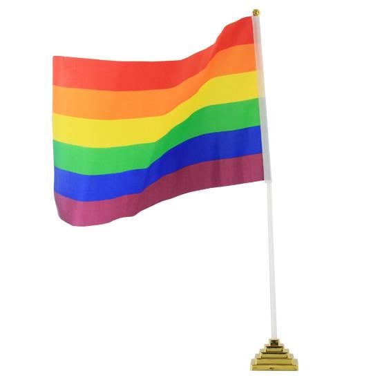 BANDERIN SOBREMESA ORGULLO LGBT - Varios - SEXSHOP