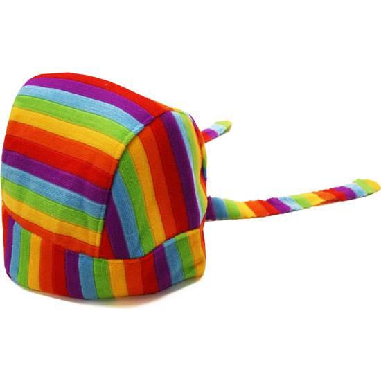 GORRO PIRATA CON LA BANDERA | DIVERTIDOS LINEA LGBT | Sex Shop