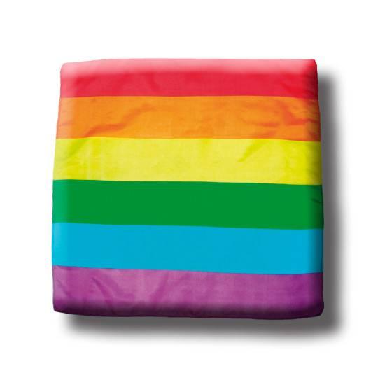 PAÑUELO 60 X 60 ORGULLO LGBT | DIVERTIDOS LINEA LGBT | Sex Shop