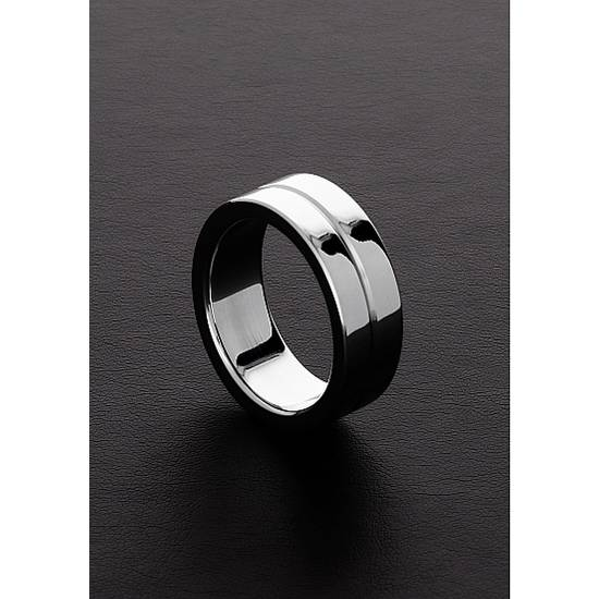 SINGLE GROOVED C-RING (15X50MM) - Juguetes Sexuales Anillo - Sex Shop ARTICULOS EROTICOS
