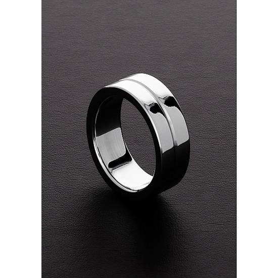 SINGLE GROOVED C-RING (15X55MM) - Juguetes Sexuales Anillo - Sex Shop ARTICULOS EROTICOS