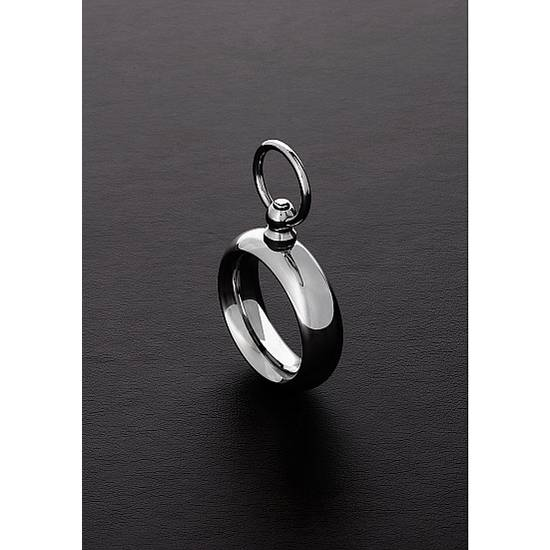 DONUT RING WITH O RING (15X8X40MM) - Juguetes Sexuales Anillo - Sex Shop ARTICULOS EROTICOS