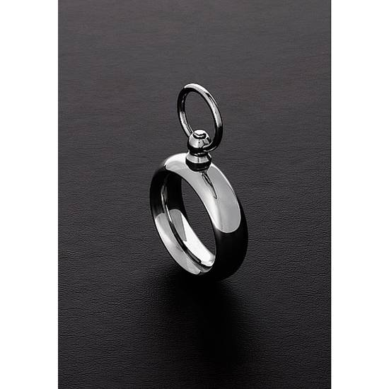 DONUT RING WITH O RING (15X8X45MM) - Juguetes Sexuales Anillo - Sex Shop ARTICULOS EROTICOS