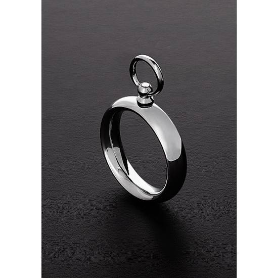 DONUT RING WITH O RING (15X8X55MM) - Juguetes Sexuales Anillo - Sex Shop ARTICULOS EROTICOS